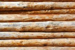Parallel loggers Stock Photo