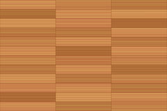 Parallel Pattern Stack Bond Parquet Flooring Stock Images