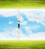 Parallel realities Royalty Free Stock Photo