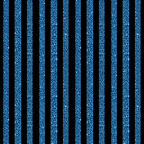 Parallel Vertical lines. Blue sequins. Stars. Stock Image