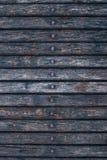 paralleler hölzerner Plankenhintergrund Lizenzfreies Stockbild