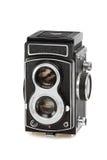parallell kamera Arkivfoto