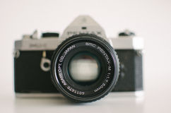 parallell kamera Royaltyfria Foton