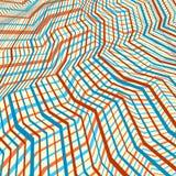 Parallelle lijnen Royalty-vrije Stock Afbeelding