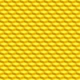 Parallellepipedumpatroon stock illustratie
