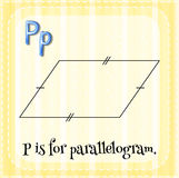 Parallelogram Royalty Free Stock Images