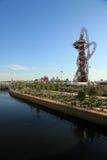 Paralymics Londen 2012 Royalty-vrije Stock Afbeeldingen