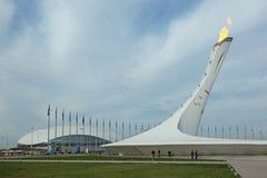 Paralympic-Flamme Lizenzfreies Stockfoto