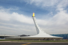 Paralympic-Flamme Lizenzfreie Stockfotografie