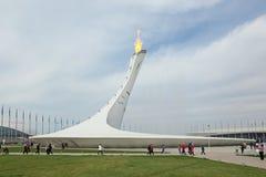 Paralympic-Flamme Stockbilder