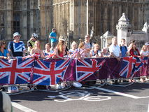 Paralympic Games London Stock Photography