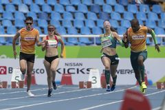 Paralympic Games Rio 2016 Stock Images