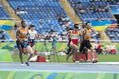 Paralympic Games Rio 2016 Royalty Free Stock Image