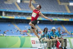 Paralympic Games Rio 2016 Royalty Free Stock Images
