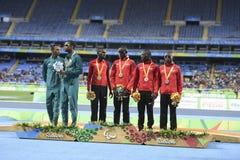 Paralympic-Spiele Rio 2016 Stockfoto