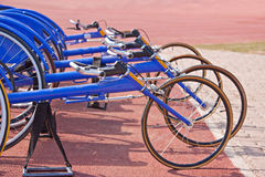 Paralympics games Royalty Free Stock Photo