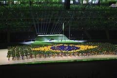 Paralympics Rio 2016 stock foto