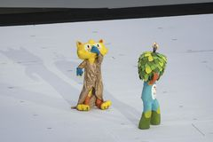 Paralympics Rio 2016 Lizenzfreies Stockfoto