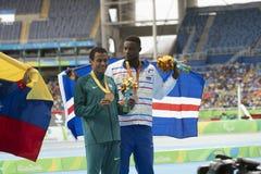 Paralympicspelen Rio 2016 stock fotografie