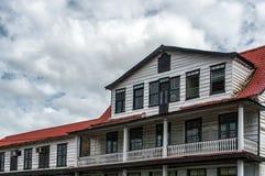 Paramaribo Architecture royalty free stock photo
