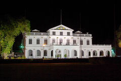 Paramaribo presidential palace. Presidential palace on independence square at Paramaribo, Suriname Stock Photography