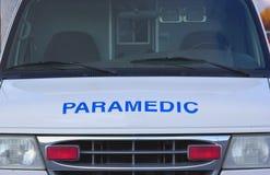 paramedic Στοκ φωτογραφίες με δικαίωμα ελεύθερης χρήσης