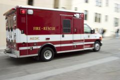Paramedic 2 Royalty Free Stock Photography