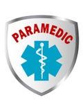 Paramedic shield sign