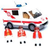 paramedics Imagem de Stock