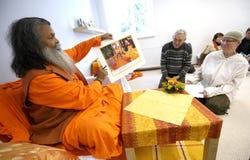 Paramhans svami Mahasvarananda Royalty Free Stock Photography