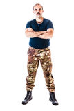 Paramilitary Stock Images