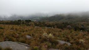 ¡Paramo de Bogotà del paisaje Imagenes de archivo