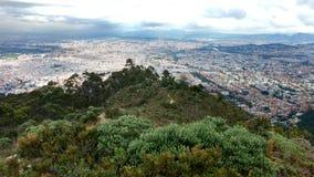 ¡Paramo de Bogotà del paisaje Imágenes de archivo libres de regalías