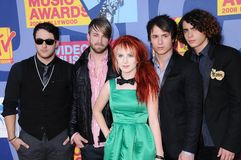 Paramore Foto de Stock Royalty Free