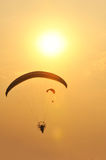 Paramotor Royalty Free Stock Image