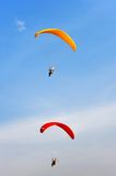 Paramotors Royalty Free Stock Images