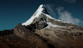 Paramount-Berg Stockfotografie