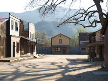 Paramount-Ranch stockfotos