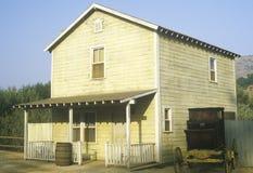 Paramount Ranch exterior Stock Photo