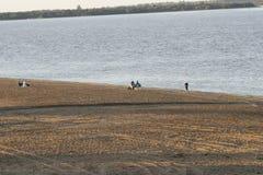Parana River royaltyfri bild