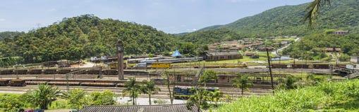 Paranapiacaba - Brasil Imagem de Stock Royalty Free