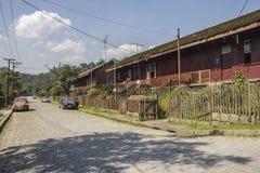 Paranapiacaba - il Brasile Fotografie Stock