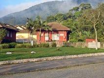 Paranapiacaba Village Royalty Free Stock Photography