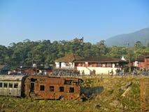 Paranapiacaba Village Royalty Free Stock Image
