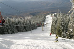 parang гор Стоковая Фотография RF
