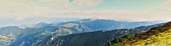 Parang berg Royaltyfri Fotografi