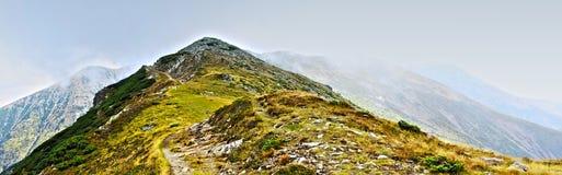 Parang berg Royaltyfria Bilder