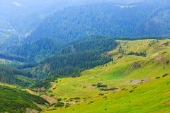 Parang Mountains, Romania Stock Photography