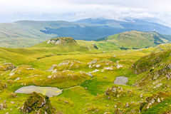 Parang Mountains, Romania Royalty Free Stock Image