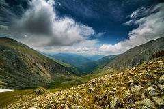 Parang mountains in Romania Royalty Free Stock Images